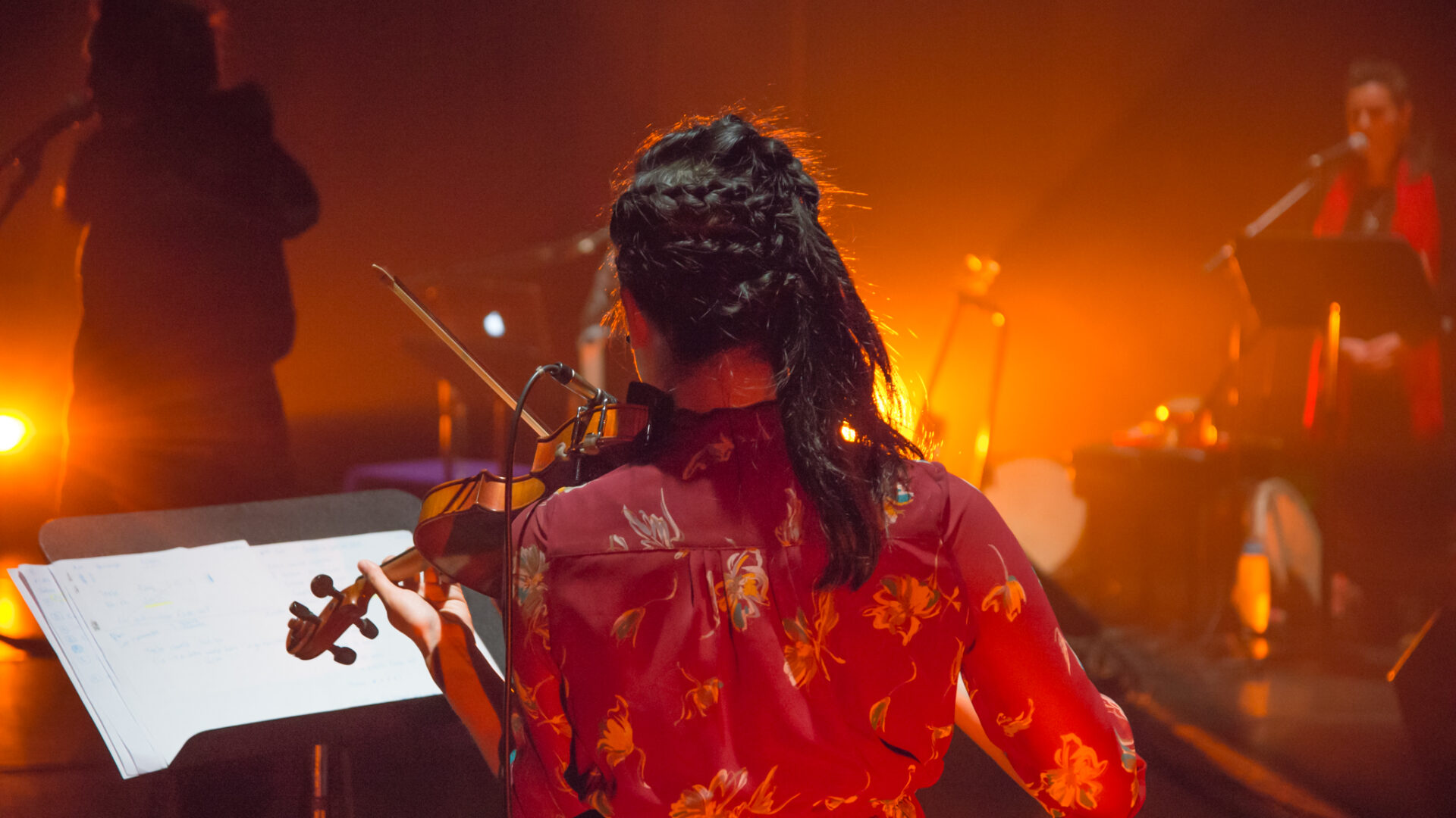 PATRICIA HO-YI WANG - MUSIQUE